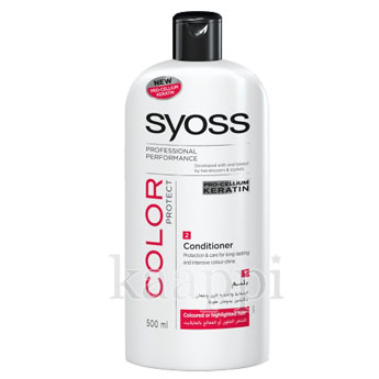 Бальзам Syoss Color Protect 500мл