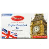 Чёрный чай Victorian English Breakfast Tea 100пак