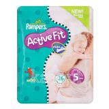 Подгузники Pampers Active Fit 5 Junior 11-25кг
