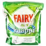 Капсулы для посудомойки Fairy  All in 1; 84шт