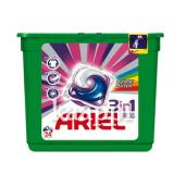 Капсулы для стирки Ariel 3in1 Color&Style 24ш