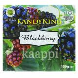 Чёрный чай KandyKing Blackberry ежевика 100 пакетиков,150г